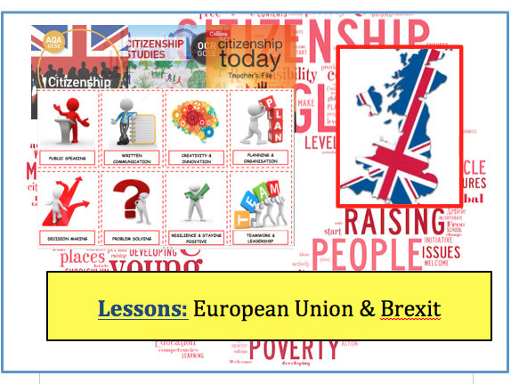 GCSE Citizenship (9-1) Topic: European Union and the Brexit debate