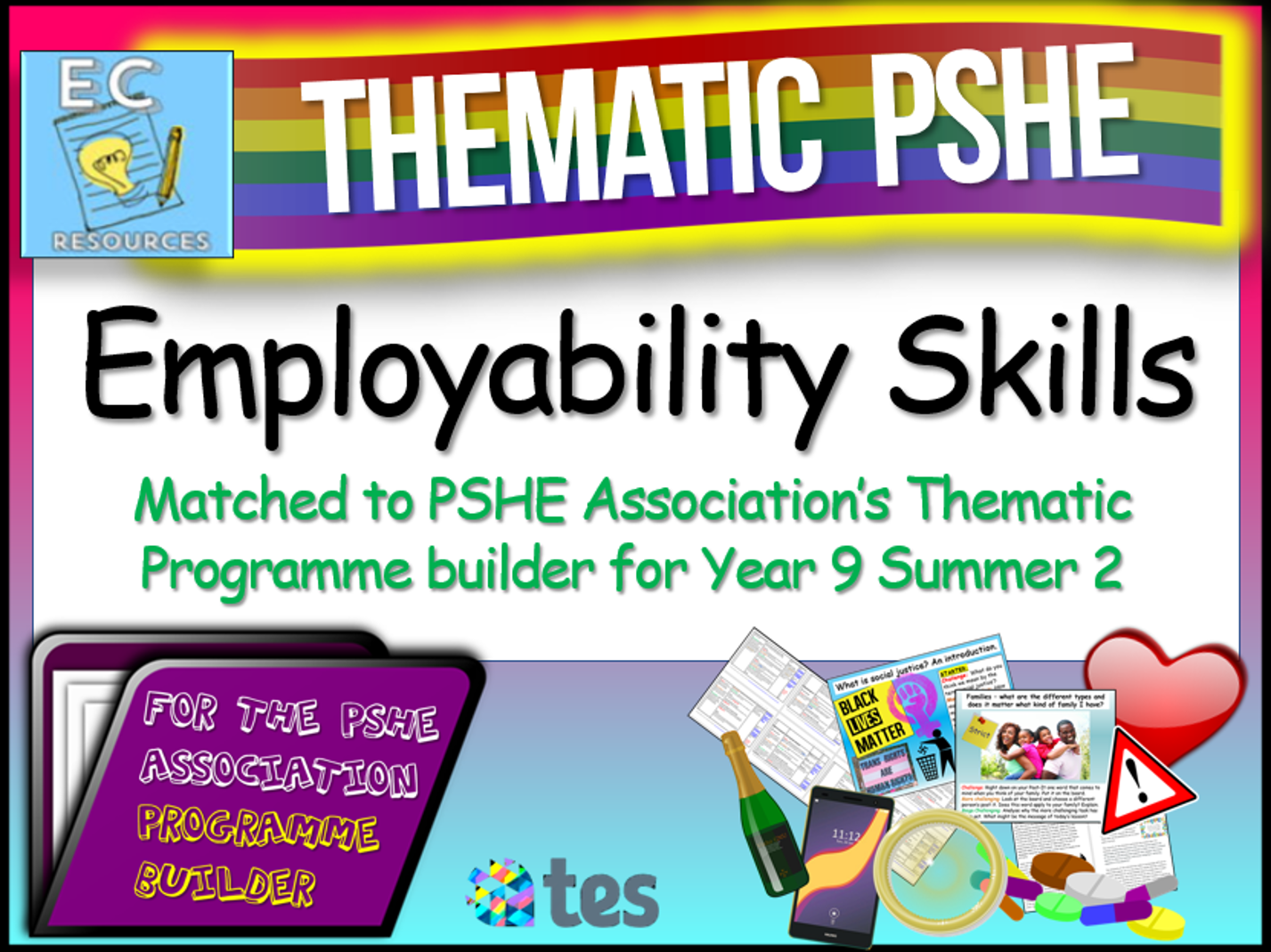 Employability Skills Thematic PSHE