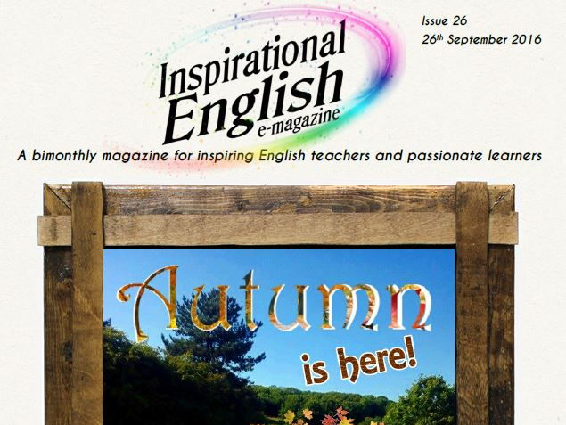 "e-magazine ""Inspirational English"", Issue 26"