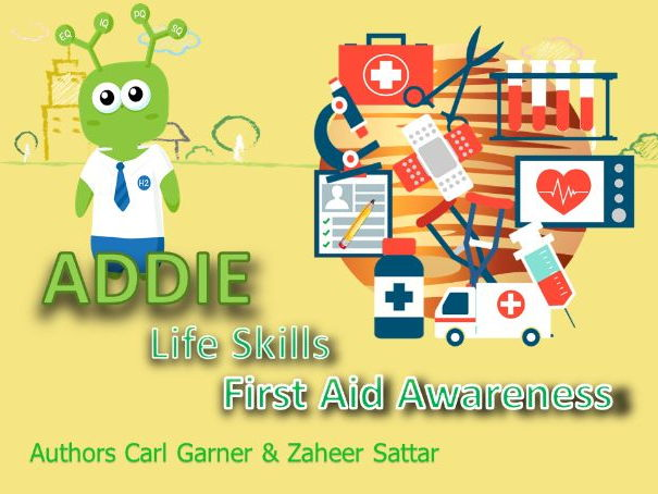 Addie the Alien - First Aid - Lesson Plans