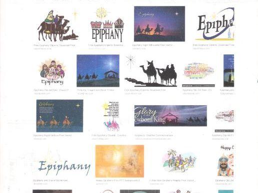 Epiphany, January 6th