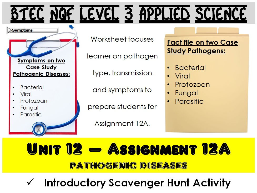 Pathogens & Diseases: Scavenger Activity