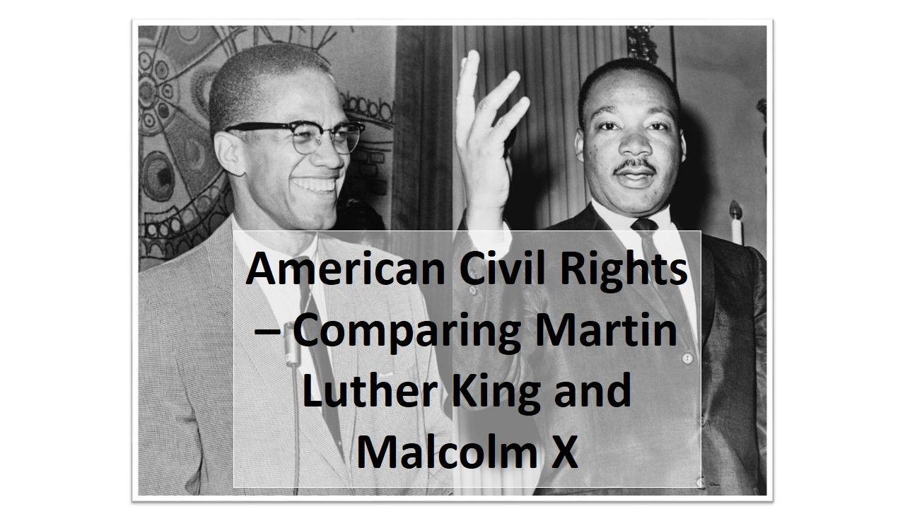 3-4 Lessons on American Civil Rights PSHEE/RS/History