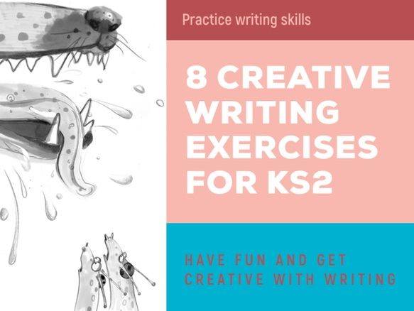 Creative Writing Activity Pack - 8 exercises for writing in different styles. KS2