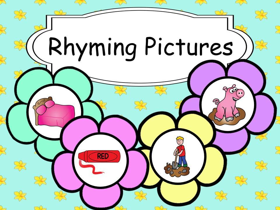 Rhyming Words - Short Vowels
