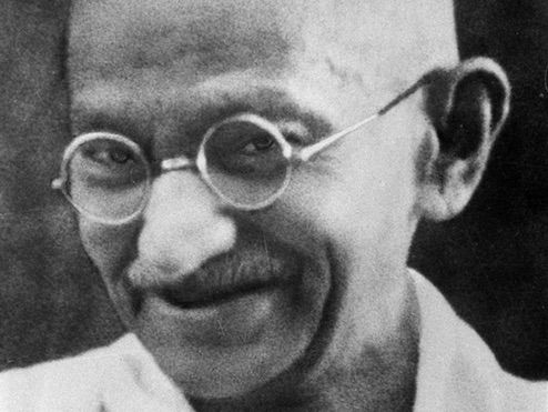 Ghandi and Hinduism