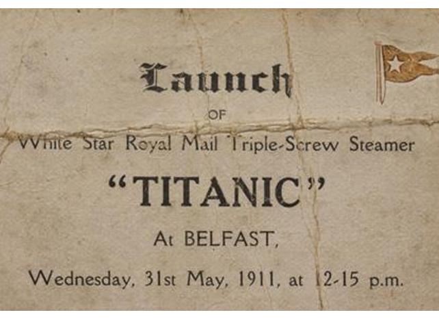 KS1 Year 1 and 2 Titanic History Plan