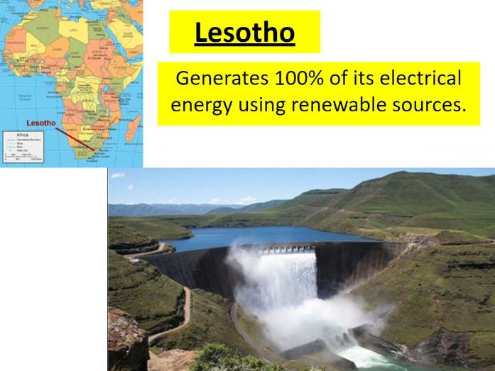 Energy for electricity - Power stations - Bumper FREE lesson pack