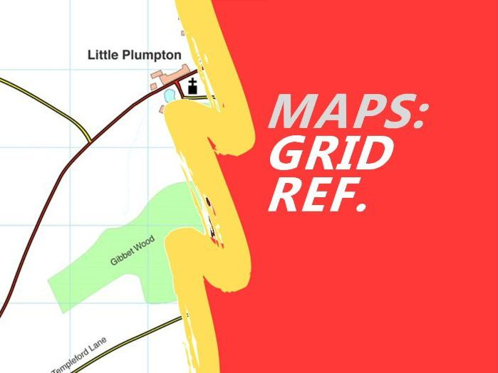 Grid References and how to use them
