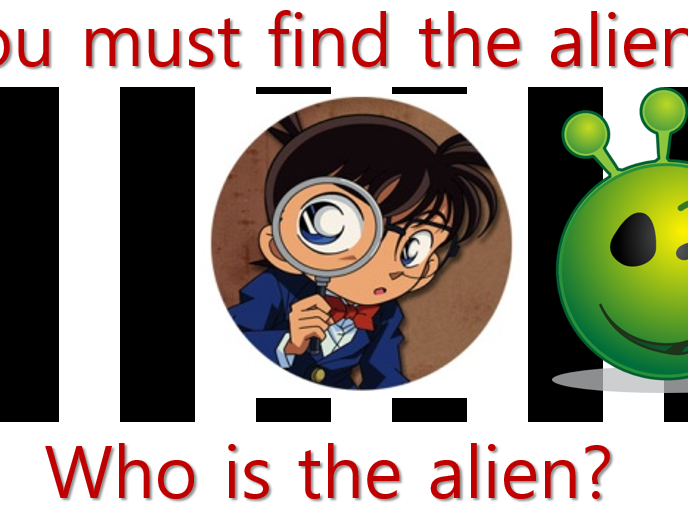 Who's the Alien? Feelings and Emotions Game for KS1/KS2/EAL Classes