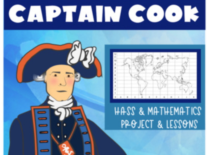 Captain Cook HASS & Mathematics Unit
