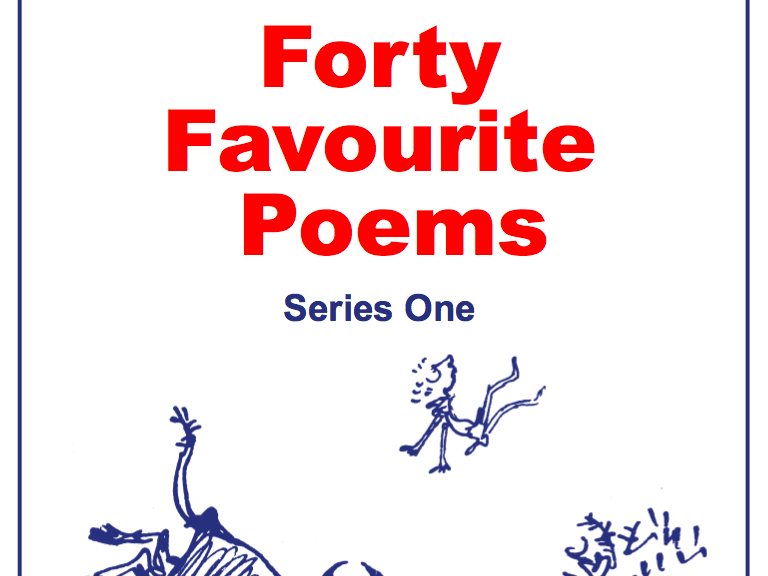 KS3 Forty Favourite Poems Series One Scheme of Work Sample Pages