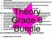 ABRSM Grade 6 Theory