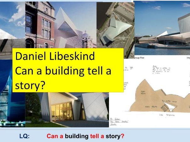 Architecture Daniel Libeskind Graded Outstanding