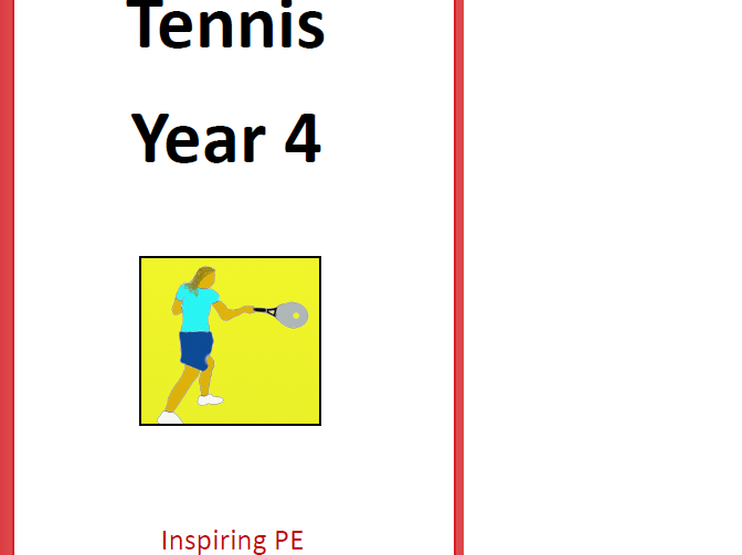 Tennis Y4