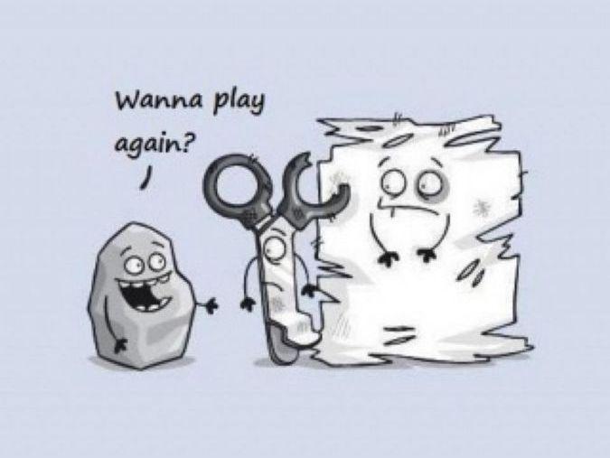 Probability - Rock, Paper Scissors