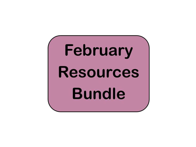 February Mega-Bundle