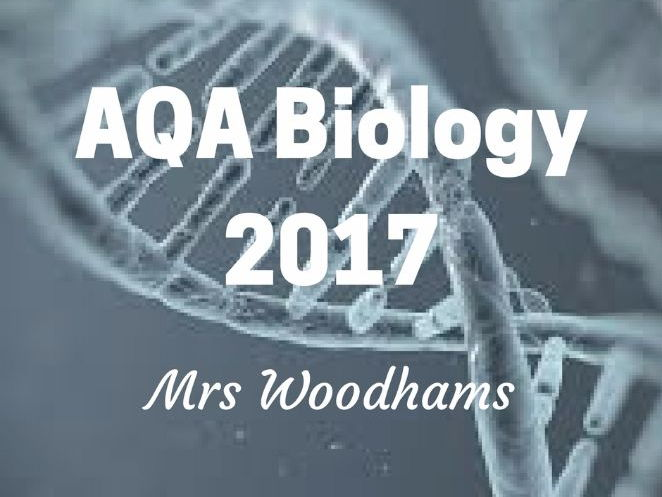 NEW AQA Biology B1 Cell Structure