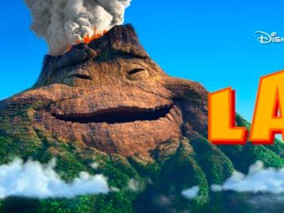 ESL  - Based on the short film LAVA (Disney Pixar)