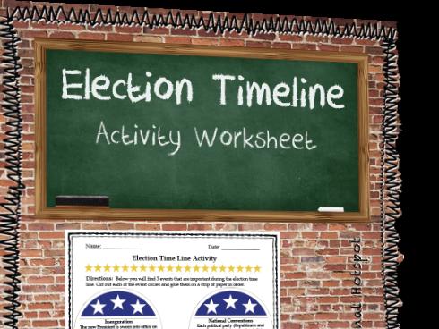 Election Timeline Activity