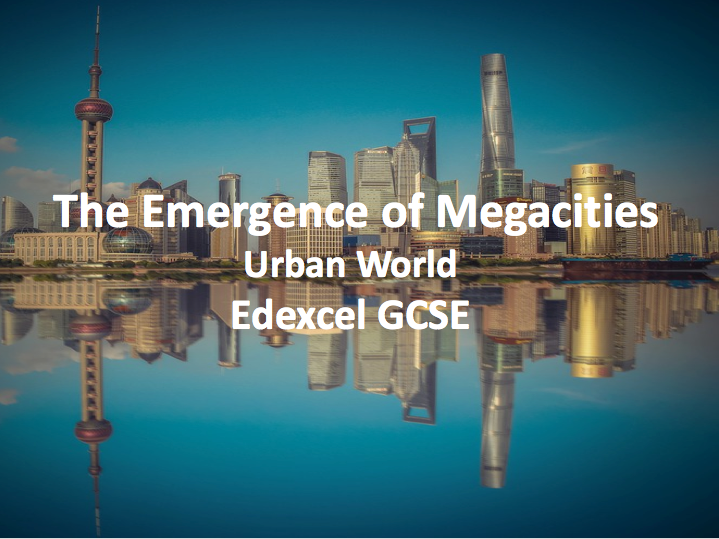 The Emergence of Megacities