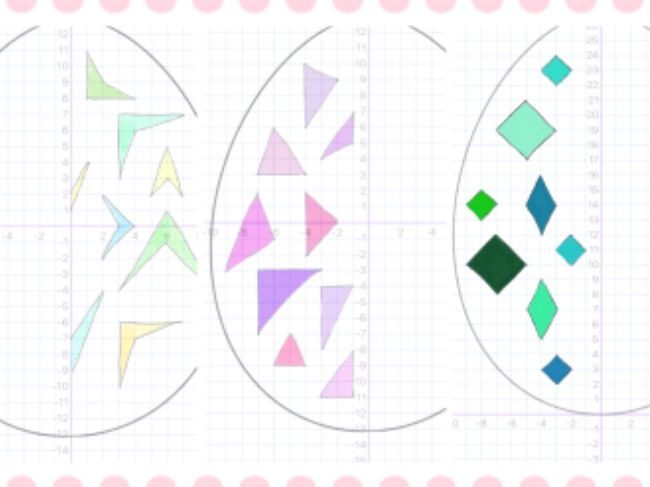 Easter Maths: Symmetry & Coordinates