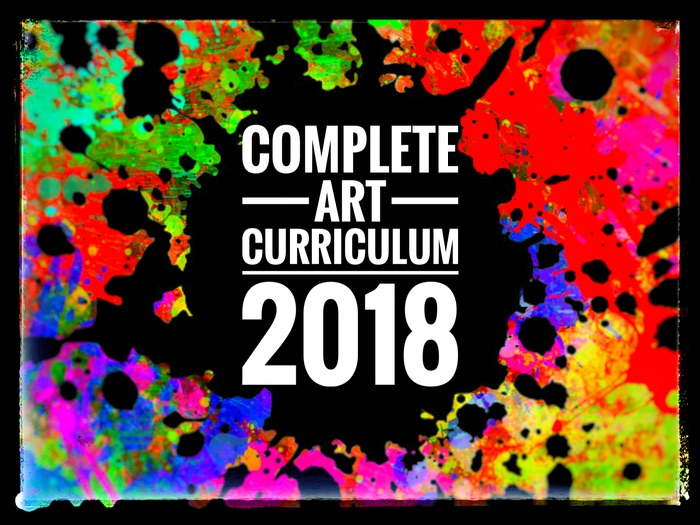 Art. Key Stage 3 Complete Art Curriculum 2018.