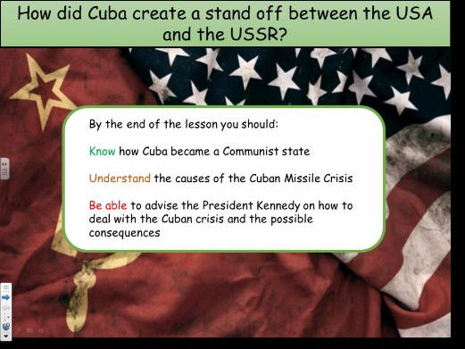 Causes of the Cuban Missile Crisis