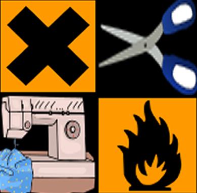 Risk Assessment Textiles Room