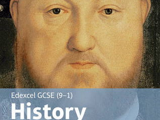 Henry VIII workbook on Chapter 1, Henry VIII and Wolsey