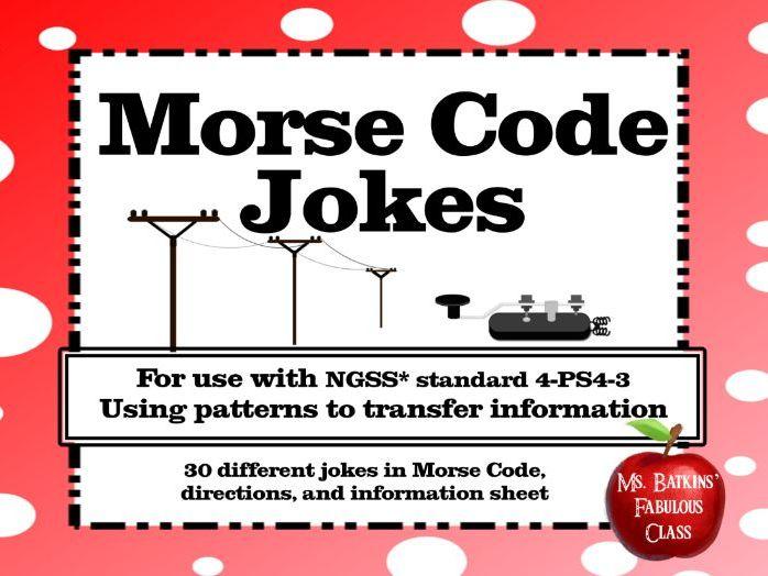 Morse Code Jokes