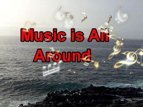Music Is All Around - Total Song Pack