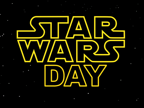 Star Wars Day Assembly / Lesson – May the Force, Fourth, Quiz, Activity, Presentation