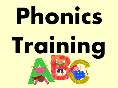 Phonics Training / Meeting Support Staff / Teachers / TAs – Letters and Sounds, INSET, Presentation