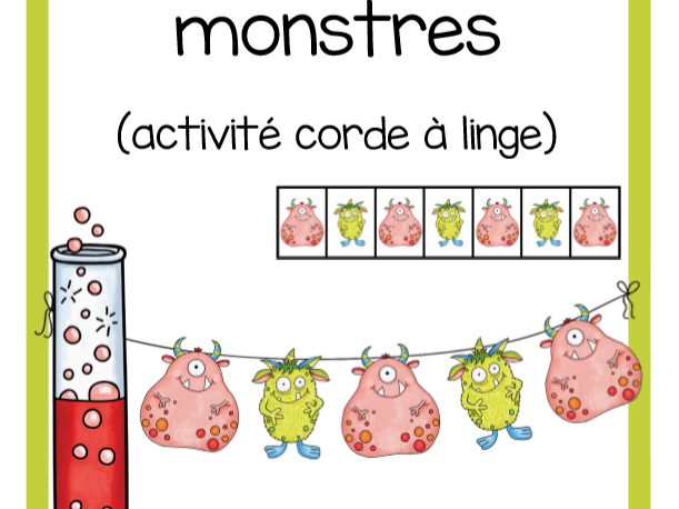 Suites monstres (Monster Patterns)