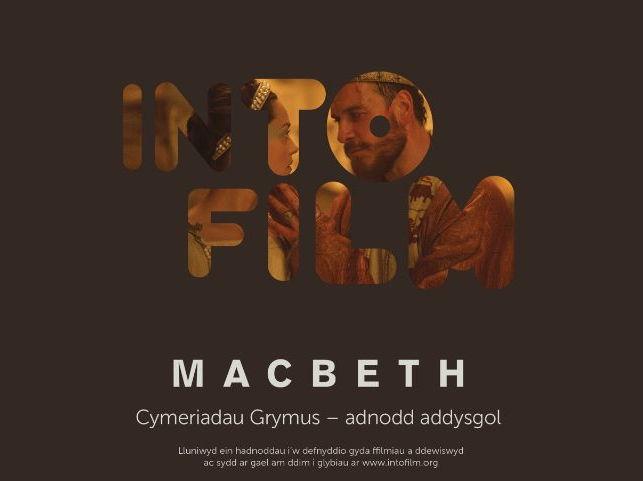 Macbeth Cymeriadau Grymus - adnodd addysgol