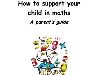 Year 2 Parents Maths Booklet