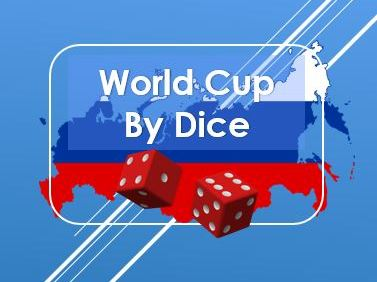 World Cup: Russia 2018: World Cup by Dice
