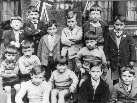 Introduction to WW2 - Glasgow in 1930's