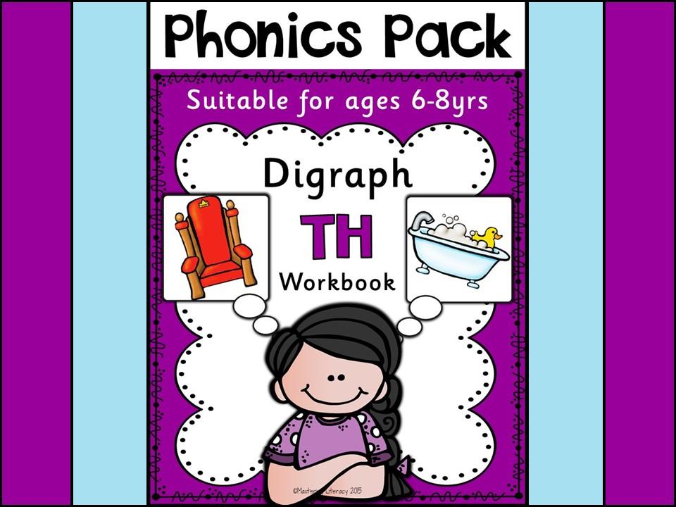 Phonics Digraph TH