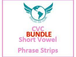 CVC Phrase Study Bundle