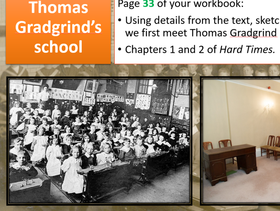 Hard Times: Victorian schooling and education