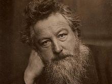 William Morris Victorian Art Planning - Block Printing