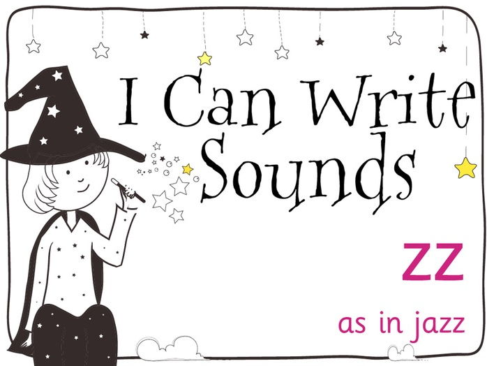 Magic Sounds Phonics Set 23 zz (as in jazz)