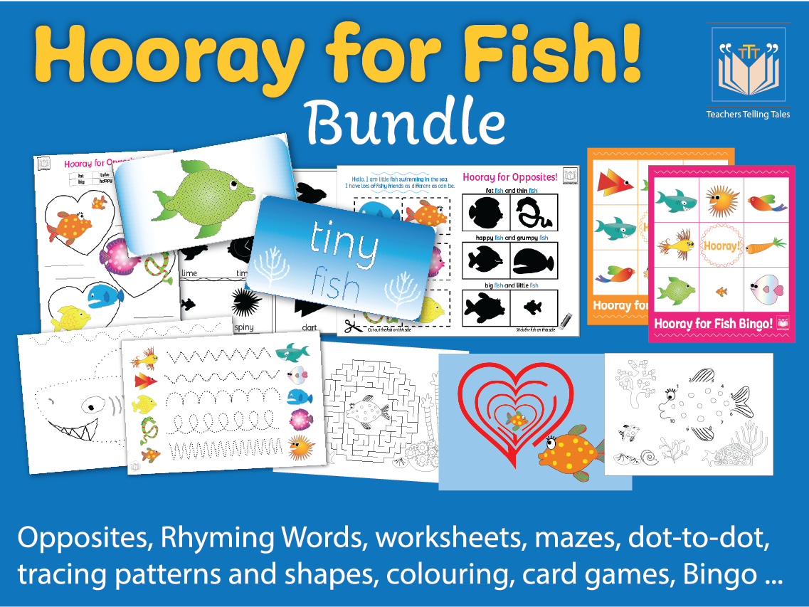 Hooray for Fish Bundle