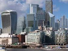 Art Collage - London Skyline