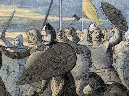 Harold Godwinson against the Vikings