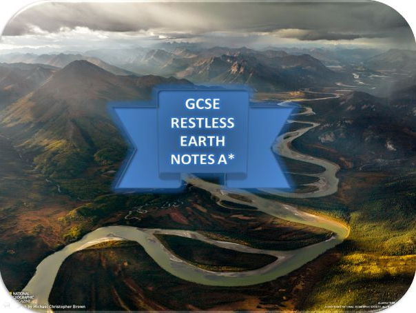 GCSE-Restless Earth-Revision Notes-AQA
