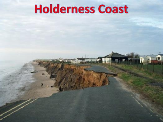 KS3 Coasts - Holderness Coast