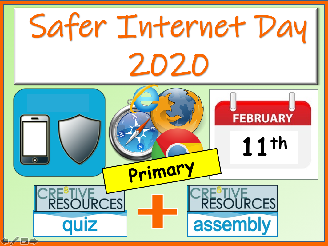 Safer Internet Day - Primary Schools